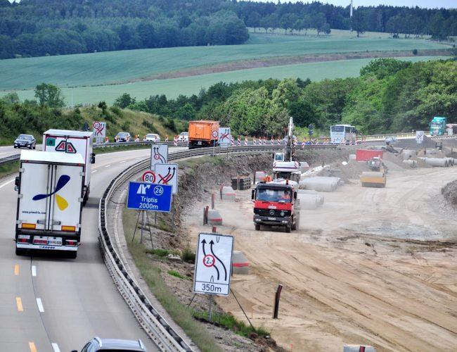 baudokumentation_autobahnA9_thueringen