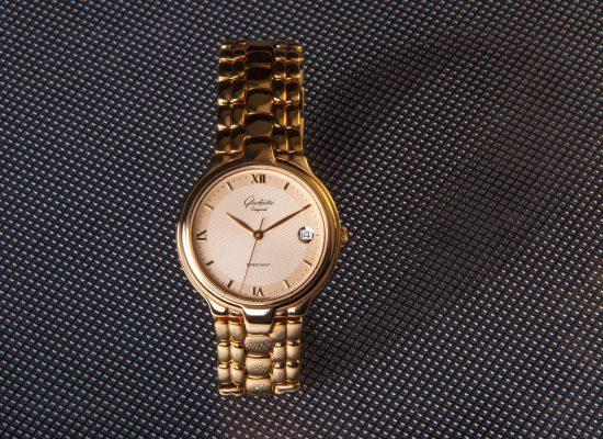 Produktfoto Glashütte Uhr
