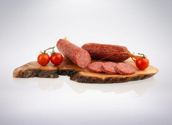 Foodfotografie Whiskysalami